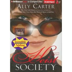 Heist Society, Heist Society Audio Book (Audio CD) by Ally Carter, 9781455812844. Buy the audio book online.