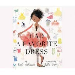 I Had a Favorite Dress Audio Book (Audio CD) by Boni Ashburn, 9781633797888. Buy the audio book online.