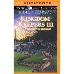 Kingdom Keepers III, Disney in Shadow Audio Book (Audio CD) by Ridley Pearson, 9781501246395. Buy the audio book online.