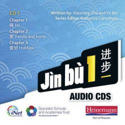 Jin Bu 2 Audio CD Pack, Jin Bu 11-14 Chinese Audio Book (Audio CD) by Xiaoming Zhu, 9780435074609. Buy the audio book online.
