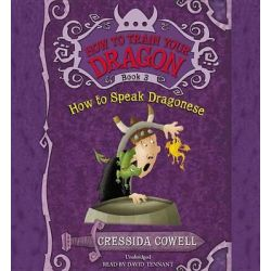 How to Speak Dragonese, How to Train Your Dragon Audio Book (Audio CD) by Cressida Cowell, 9781478980988. Buy the audio book online.