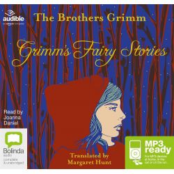 Grimm's Fairy Stories (MP3), The Brothers Grimm Audio Book (MP3 CD) by Jacob Grimm, 9781486225026. Buy the audio book online.