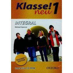 Klasse! Neu, Part 1: Integral Teacher's Edition CD: Neu Audio Book (CD-ROM) by Michael Spencer, 9780199125951. Buy the audio book online.