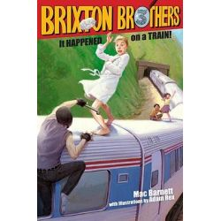 It Happened on a Train, Brixton Brothers, Book 3 Audio Book (Audio CD) by Mac Barnett, 9780307710482. Buy the audio book online.