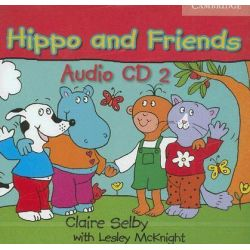 Hippo and Friends 2 Audio CD, Hippo and Friends Audio Book (Audio CD) by Claire Selby, 9780521680189. Buy the audio book online.