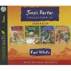 Jungle Doctor Collection #1, Jungle Doctor Stories Audio Book (Audio CD) by Paul White, 9781610454056. Buy the audio book online.