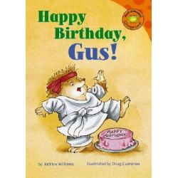 Happy Birthday Gus D, Read-It! Readers: Gus the Hedgehog Interactive Audio Book (Audio CD) by Williams, Angela, 9781404841291. Buy the audio book online.