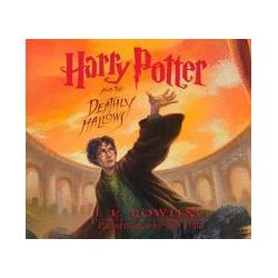 Harry Potter and the Deathly Hollows, Harry Potter (Audio) Audio Book (Audio CD) by J K Rowling, 9780739360415. Buy the audio book online.