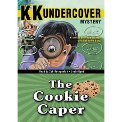 Kk Undercover Mystery, The Cookie Caper Audio Book (Audio CD) by Nicholas Sheridan Stanton, 9781441776792. Buy the audio book online.