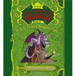 How to Train Your Dragon, How to Twist a Dragon's Tale Audio Book (Audio CD) by Cressida Cowell, 9781478954095. Buy the audio book online.