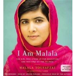 I Am Malala, The Girl Who Stood Up for Education and Changed the World Audio Book (Audio CD) by Malala Yousafzai, 9781478902300. Buy the audio book online.