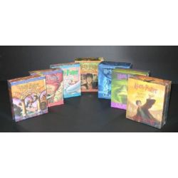 Harry Potter Books 1 to 7 Audio CD Collection (USA EDITIONS), Harry Potter Audio Book (Audio CD) by J K Rowling, 9780739352243. Buy the audio book online.
