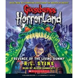 Goosebumps HorrorLand 1 : Revenge of the Living Dummy : Audio, Revenge of the Living Dummy : Audio Audio Book (Audio CD) by R. L. Stine, 9780545084963. Buy the audio book online.