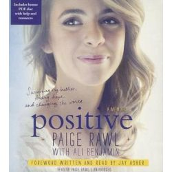 Positive Audio Book (Audio CD) by Paige Rawl, 9781483005843. Buy the audio book online.