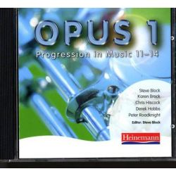 Opus, Audio CD-ROM 1 Audio Book (Audio CD) by Steve Block, 9780435812102. Buy the audio book online.