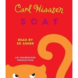 Scat Audio Book (Audio CD) by Carl Hiaasen, 9780739371282. Buy the audio book online.