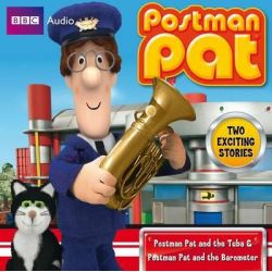 Postman Pat, Pat and the Tuba Audio Book (Audio CD), 9781408427064. Buy the audio book online.
