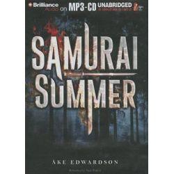 Samurai Summer Audio Book (Audio CD) by Ake Edwardson, 9781480519831. Buy the audio book online.