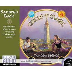 Sandry's Book, Circle of Magic Audio Book (Audio CD) by Tamora Pierce, 9781501237713. Buy the audio book online.