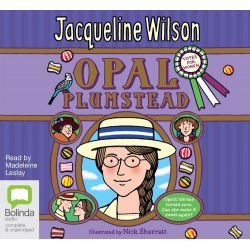 Opal Plumstead Audio Book (Audio CD) by Jacqueline Wilson, 9781486224852. Buy the audio book online.
