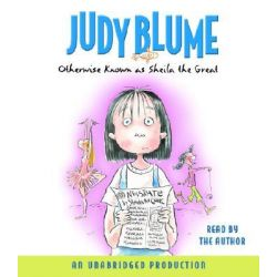 Otherwise Known as Sheila the Great Audio Book (Audio CD) by Judy Blume, 9780739356258. Buy the audio book online.