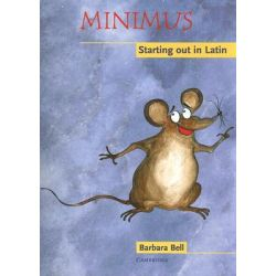 Minimus Audio CD, Starting Out in Latin Audio Book (Audio CD) by Barbara Bell, 9780521681469. Buy the audio book online.