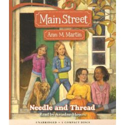 Needle and Thread, Needle and Thread CD Audio Book (Audio CD) by Ann M Martin, 9780545005265. Buy the audio book online.