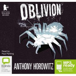 Oblivion (MP3), Power of Five : Book 5 Audio Book (MP3 CD) by Anthony Horowitz, 9781486231492. Buy the audio book online.