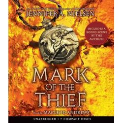Mark of the Thief - Audio Audio Book (Audio CD) by Jennifer A Nielsen, 9780545788557. Buy the audio book online.