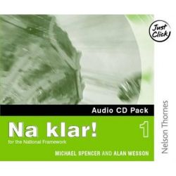 Na Klar! 1 - Audio CD Pack, Audio CD Pack Stage 1 Audio Book (Audio CD) by Michael Spencer, 9780748778409. Buy the audio book online.
