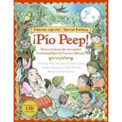 Pio Peep, Rimas Tradicionales en Espanol [With CD (Audio)] Audio Book (CD-ROM) by Alma Flor Ada, 9780061116667. Buy the audio book online.