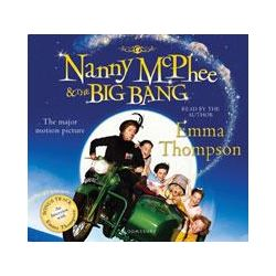 Nanny McPhee and the Big Bang, Audio Edition Audio Book (Audio CD) by Emma Thompson, 9781408811597. Buy the audio book online.