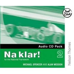 Na Klar! 2 Audio CD Pack (Higher), Audio CD Pack Stage 2 Audio Book (Audio CD) by Michael Spencer, 9780748791552. Buy the audio book online.