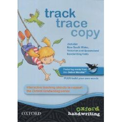 Oxford Handwriting Track, Trace, Copy CD, Oxford Handwriting (All States) Audio Book (Audio CD) by OXFORD, 9780195570489. Buy the audio book online.