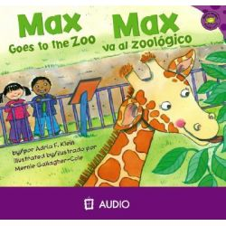Max Goes to the Zoo/Max Va Al Zoologico, Read-It! Readers: Purple Level Audio Book (Audio CD) by Adria F Klein, 9781404844933. Buy the audio book online.