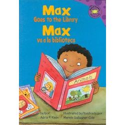 Max Va a la Biblioteca / Max Goes to the Library, Picture Window Books Interactive Audio Book (Audio CD) by Adria F Klein, 9781404853706. Buy the audio book online.