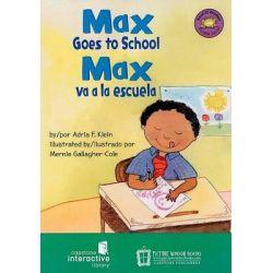 Max Goes to School/Max Va a la Escuela, Read-It! Readers: The Life of Max Purple Level Audio Book (Audio CD) by Adria F Klein, 9781404853690. Buy the audio book online.