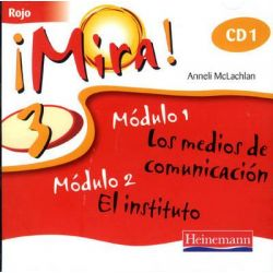 Mira 3 Rojo Audio CD (Pack of 3), Mira! (For Year 7 Starters) Audio Book (Audio CD) by Pearson Education Australia, 9780435391928. Buy the audio book online.