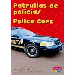 Patrullas de Policia/Police Cars, Pebble Plus: Maquinas Maravillosas/Mighty Machines Audio Book (Audio CD) by Carol K Lindeen, 9781429611411. Buy the audio book online.