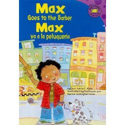 Max Goes to the Barber/Max Va a la Peluqueria, Read-It! Readers: The Life of Max Purple Level Audio Book (Audio CD) by Adria F Klein, 9781404853713. Buy the audio book online.
