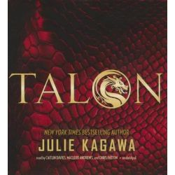 Talon, Talon Saga Audio Book (Audio CD) by Julie Kagawa, 9781483024820. Buy the audio book online.