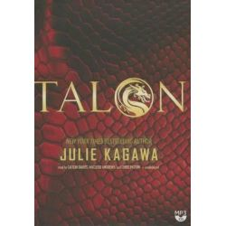Talon, Talon Saga Audio Book (Audio CD) by Julie Kagawa, 9781483024813. Buy the audio book online.