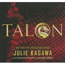 Talon, Talon Saga Audio Book (Audio CD) by Julie Kagawa, 9781483024806. Buy the audio book online.