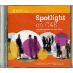 Spotlight on CAE Audio Book (Audio CD) by Carol Nuttall, 9781424016969. Buy the audio book online.