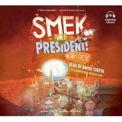 Smek for President! Audio Book (Audio CD) by Adam Rex, 9780553395686. Buy the audio book online.