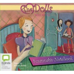 The Dolls, Susannah's Notebook Audio Book (Audio CD) by Natalie Jane Prior, 9781740949033. Buy the audio book online.
