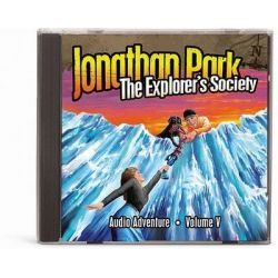 The Explorer's Society, Jonathan Park Radio Drama Audio Book (Audio CD) by Pat Roy, 9781937460235. Buy the audio book online.