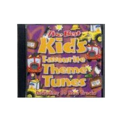 The Best Kids' Favourite Theme Tunes Audio Book (Audio CD) by Audio, 9781904903147. Buy the audio book online.