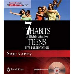 The 7 Habits of Highly Effective Teens Audio Book (Audio CD) by Sean Covey, 9781455892969. Buy the audio book online.