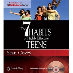The 7 Habits of Highly Effective Teens Audio Book (Audio CD) by Sean Covey, 9781455892983. Buy the audio book online.